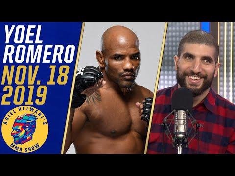 Yoel Romero is ready to fight Israel Adesanya: 'Give me the contract' | Ariel Helwani's MMA Show