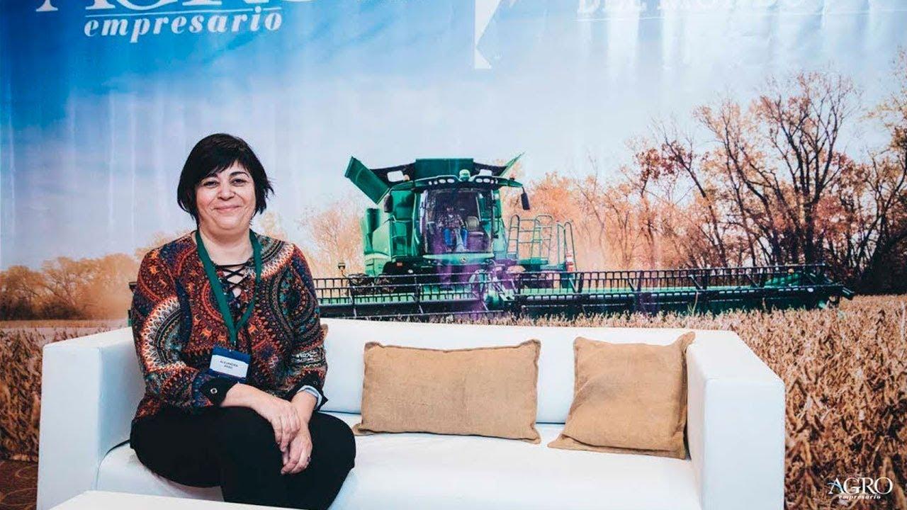 Alejandra Asad - Técnica de la Coordinación de Gestión de Proyectos Agroalimentarios de la Nación