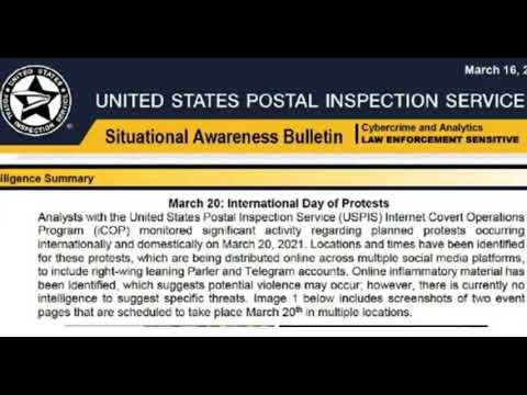 US Postal Service Running 'Covert Operations Program' To Spy On Americans' Social Media Posts