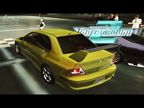 EVOLUTION! - NEED FOR SPEED UNDERGROUND 2 Part 31 | Lets Play
