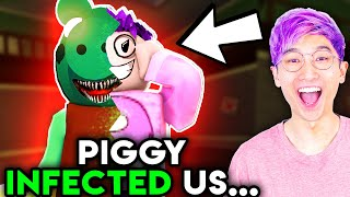 Can You Beat ROBLOX PIGGY INFECTION!? (CRAZY HARD)