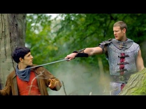 Merlin Series 5 Episode 10 - The Kindness of Strangers in review - Gaius' Betrayal