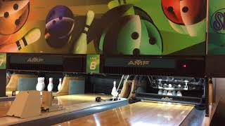 Close Up on the AMF 82-90 XL Pinspotters at SM Bowling center in SM Lanang Premier (6/11/17) Part 1