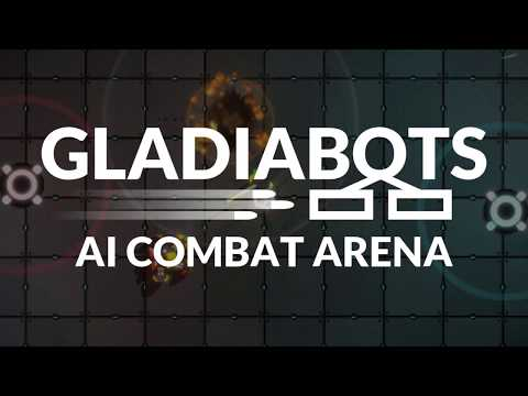 Gladiabots - Early Access Launch Trailer thumbnail