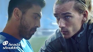 Footballers Gianluigi Buffon & Antoine Griezmann: #JustWatchMe | Head & Shoulders For Men Commercial