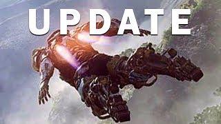 Anthem Update: FLIGHT ABILITIES! Combat Controls! New Trailer Coming Soon?