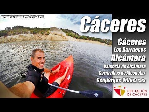 CÁCERES en Viajando con Diego; Cáceres, Alcántara, Garrovillas de Alconetar, Geoparque Villuercas