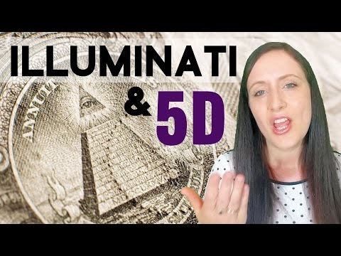 Why The ILLUMINATI Can't Prevent The Great AWAKENING/Ascension to 5D So Are Manipulating It.