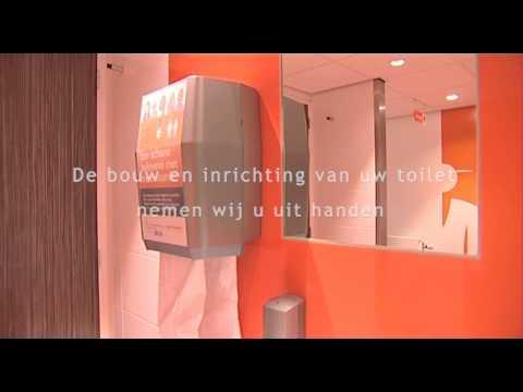 Vendor Public Washroom
