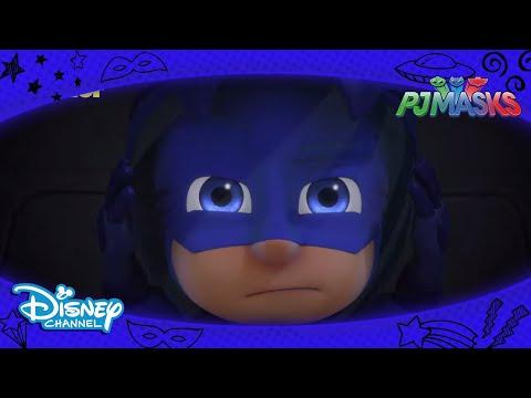 🎵😽KEDİ ÇOCUK'UN ŞARKISI🎶🤗 | Pijamaskeliler | Disney Channel Türkiye