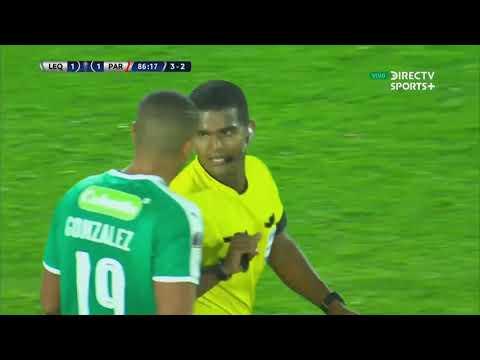 La Equidad 2 - 1 Royal Pari – Goles – Copa Sudamericana 2019 Octavos de Final