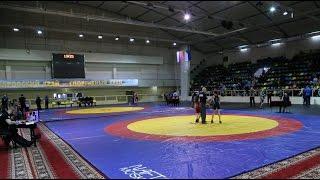 Финалы всероссийского турнира по спортивной борьбе