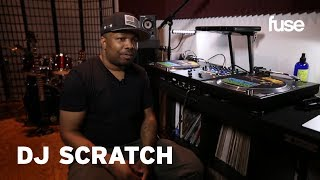 DJ Scratch's Vinyl Collection - Crate Diggers