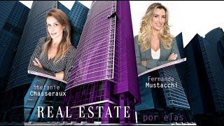 Real estate por elas - Fernanda Mustacchi