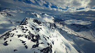 Dyrdalstinden - Stordal - Norway ( DJI FPV long rang 7inch )