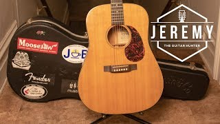 What is the best Martin guitar for the money? The Martin SWDGT....Jeremy The Guitar Hunter