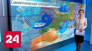 """""""Погода 24"""": паводок в Оренбургской области"""