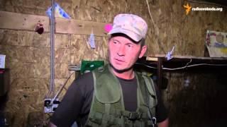 Бойцы 128 й отдельной горно пехотной бригады продемонстрировали укрепрайон