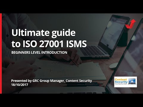 Beginners ultimate guide to ISO 27001 Information Security ...