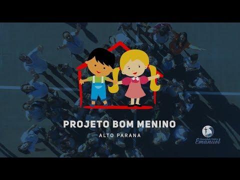 Projeto Bom Menino  Documentário - Comunidade Católica Emanuel