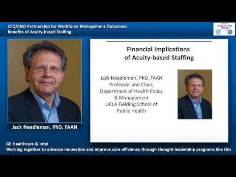 CFO, CNO Partnership & the Financial Impact of Acuity-based Staffing
