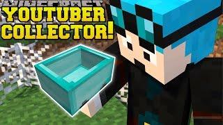 Minecraft: YOUTUBER COLLECTOR!!! (DANTDM, STAMPY, & SKYDOESMINECRAFT NEED HELP!) Custom Map