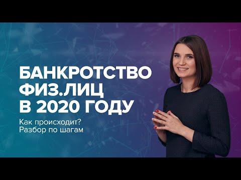 Банкротство физ лиц в 2020 году. Как происходит? Разбирает финансовый управляющий
