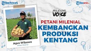Millennial Voice: Kisah Inspiratif Agus Wibowo, Petani Milenial yang Kembangkan Produksi Kentang