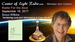 """Achieving Love and Optimism in a Crazy World"""
