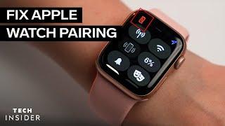 Why Isn't My Apple Watch Pairing?