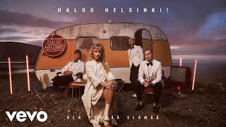 Kadr z teledysku Älä pelkää elämää tekst piosenki Haloo Helsinki!
