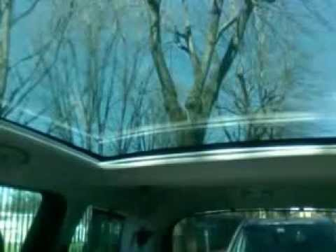 Peugeot 5008 - Tendina scorrevole tetto panoramico