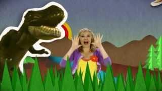 Justine Clarke - Dinosaur Roar (Official Video)