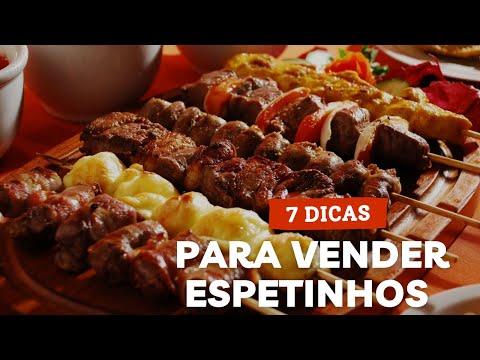 VENDER ESPETINHO D DINHEIRO? 7 DICAS DE COMO COMEAR A GANHAR DINHEIRO COM ESPETINHO