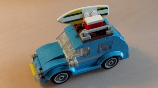 LEGO Creator VW Mini-Käfer 40252 - LIVE Review