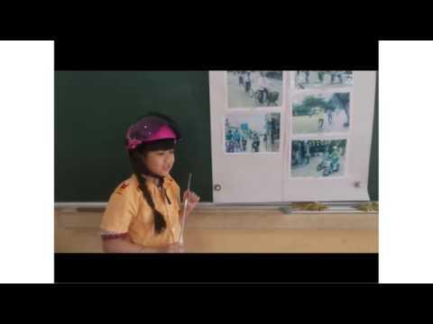 Dạy học an toàn giao thông trong trường học theo mô hình Vnen