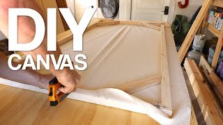 How To Make a Canvas