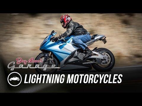 Lightning Motorcycles LS-218 – Jay Leno's Garage