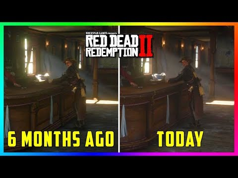 Rockstar Has Been SECRETLY Downgrading The Graphics Of Red Dead Redemption 2 & Nobody Knows Why!