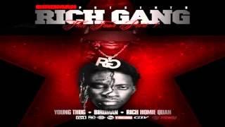 Young Thug & Rich Homie Quan - Hate I (Rich Gang : Tha Tour)