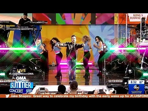 "Luis Fonsi Performs ""Calypso"" (Live On GMA) Mp3"
