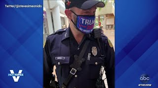 Officials Warn Against Voter Intimidation | The View