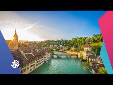 إطلالة على سويسرا