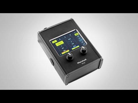 Marshall Electronics Showcases CV225 POV Camera & CV-RCP Remote Control at NAB 2017