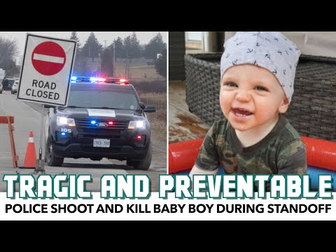 Police Shoot And Kill Baby Boy During Standoff