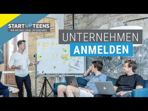 , title : 'Unternehmen anmelden - Das müsst ihr beachten!