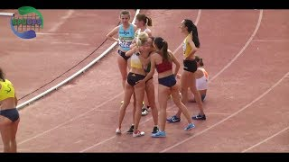 Spanish Athletics Clubs Championships 2018 | Final Highlights | Girls of Spain | ᴴᴰ