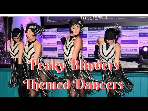 Peaky Blinders Theme Dancers Video