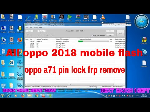 Oppo,Cph1801,FRP, Unlock Solution,Fack In Miracle Box