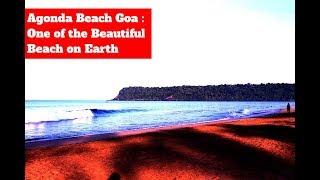 Agonda Beach : One of the Beautiful Beach on Earth